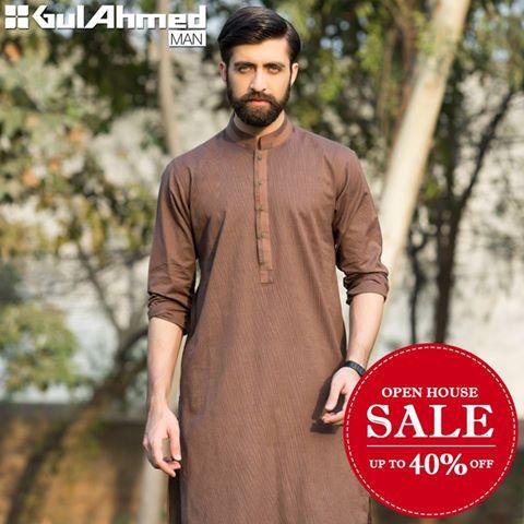 62acb6c112 Gul-Ahmad-Men-Kurt-Eid-Collection-2016 – Aspire