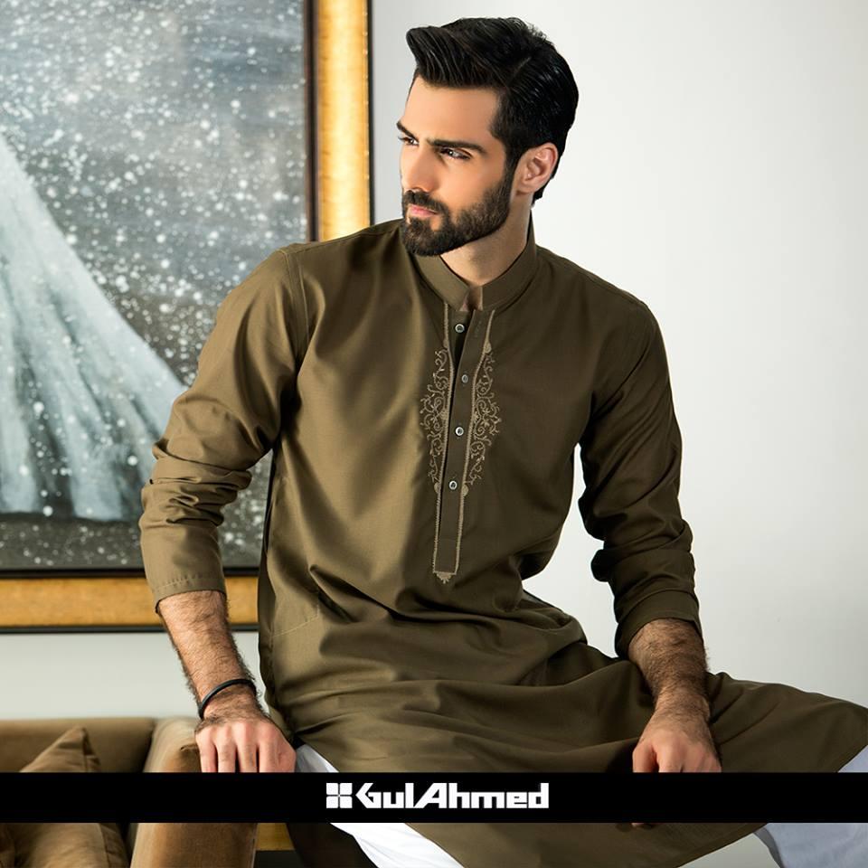 d63830e34f Gul-Ahmed-Winter-Men-Kurta-Shalwar-Collection-2015-2 – Aspire